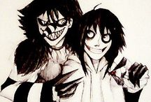 CreepyPasta / Need some creepy stuff? You are in the right group ;)) just be aware... Jeff can always kill you...