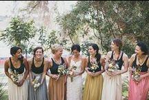 demoiselle d'honneur2015 / Bridesmaids
