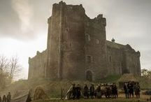Outlander in real-life Scotland / Some of Scotland's most beautiful and atmospheric spots appear in the TV series #Outlander. Here's some to look out for. They also feature on my Outlander itinerary map:  http://www.locomotionscotland.co.uk/outlander-itinerary/