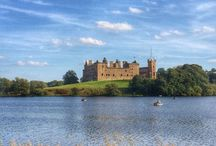 A Day in Linlithgow / Highlights from a bloggers adventure around Linlithgow #outlander