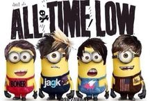 All time low / MAYBE ITS NOT MY WEEKEND, BUT ITS GONNA BE MY YEAR!!! - All Time Low