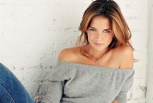 Katie Holmes / by Charles Lizotte