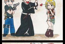 Resident evil komiksy