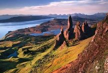 The Best Scottish Highland Landscapes / Exploring one of the world's most scenic and naturally spectacular regions - the Highlands of Scotland