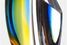 ART-CYRISTAL-GLASS-CERAMIC / KRİSTALLER,CAM VE SERAMİK SANATI