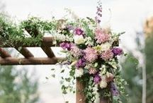 Lavender & Blush Wedding Inspiration / Featuring Lavender & Blush Dresses Available at Nordstrom.