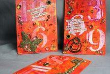 ATC kartičky / Velká kreativita na malém prostoru ...