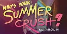 Inspiration: Summer Crush (Almost There)
