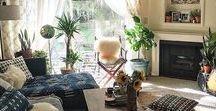home life / vintage/farmhouse/bohemian designs