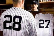 Everything New York Yankees / by Michael Trainor
