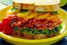 ALL SANDWICHES / THERE IS NO LIMIT / by Debbie Ann