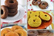 ALL DONUTS / THERE IS NO LIMIT / by Debbie Ann