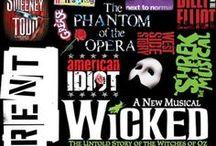 Musicals I LOVE!