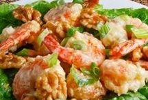 ALL SHRIMP / THERE IS NO LIMIT / by Debbie Ann