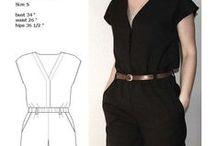 | Flat Fashion Sketch |