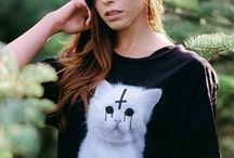 Creature Craft Co. | Womens / Occult Women's Apparel handcrafted by Creature Craft Co. in Los Angeles, California.