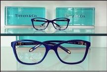 Tiffany & Co. at a wink & a smile / The latest eyewear fashions from Tiffany & Co. available at a wink & a smile. www.eyeanddentalcare.com