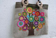 UNCINETTO BORSE - crochet bags