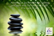 Reiki Energy / All things related to the healing, balancing, and stress relief using Reiki