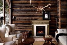 Rustic & Refined Interior Design / Refinement can co-exist with rusticity