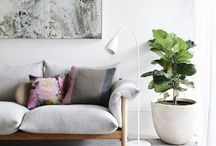 P L A N T S / Bring the outdoors indoors + an element of texture to your home.