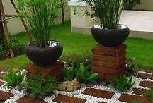 Kert és térkövezés / kerti munkák kerti pihenők, pergolák mit ültessek, hova, hogyan élet a kertben kertépítés, kőburkolatok