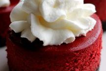 ALL RED VELVET / IM HAPPY YOU ENJOY THIS...HAPPY PINING / by RECIPE ADDICT