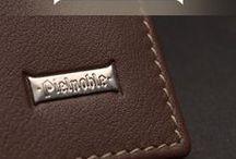 Pielnoble Classic / Billeteros de piel para caballero