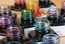 Paper: Inks & Supplies / Fountain pen inks