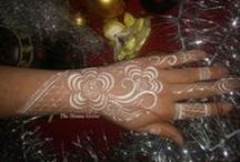My mehndi creations / This is a collection of mehndi art done by myself