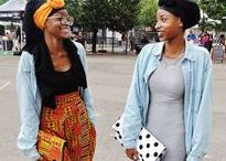 | African Fashion and beauty