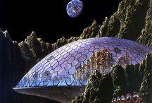 Sci-fi / Science fiction