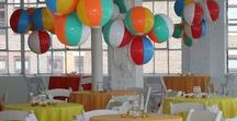 Themed Party Ideas / Themed party ideas for corporate events, birthday parties or just because. Elevate your party fun with a theme!