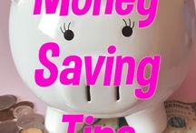 | Money saving tips