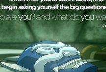 Avatar / The Last Airbender & Legend of Korra
