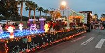 Starlight Christmas Parade / Everyone is invited to celebrate the holiday season at the City of Palm Coast's Starlight Christmas Parade, scheduled for Saturday, December 9th, Central Park in Town Center, 975 Central Ave.