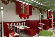 "Fast food restaurant ""Malina"""