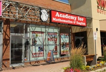 Academy for Mathematics & English