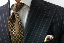 Dress Your Man / Fashion for the man or men in your life / by Aundrea Jackson