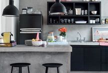 {kitchens} / by Style Lady