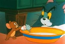 Tom & Jerry Animation / The original Tom and Jerry series is notable for being nominated thirteen times by the Academy Awards for Best Short Subject (Cartoons) winning the statue seven times, tying it with Walt Disney's Silly Symphonies as the most-awarded theatrical animated series.