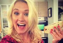 Fun Times with the cast of Young & Hungry! / What's been brewing backstage on the Young & Hungry set??
