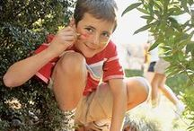Outdoor Fun / Games and ideas for encouraging outdoor play for children.