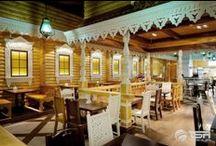 Ресторан Елки-палки, аэропорт Домодедово