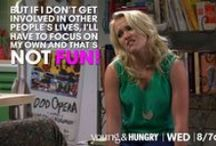 Young & Hungry Quotes