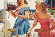 Vintage Ads / by Mindeemelillo
