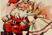 Vintage Christmas Cards / by Mindeemelillo