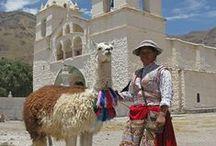 Peru / Kraj mojego dzieciństwa