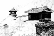 대조선국 (Kingdom of Joseon) / Korea during the Joseon Era.