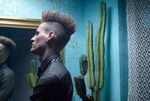 BAD BOY / THE ART OF CUT / BAD BOY foto: KIVA.CZ hair: TAOC / KATEŘINA KACHLÍKOVÁ make up: Jarmila Kučerová model: Ondřej K./ FMM poděkování: Jan Radek